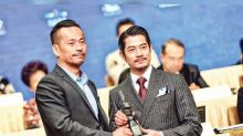 Aaron Kwok dreams of filming his own movie in Macau