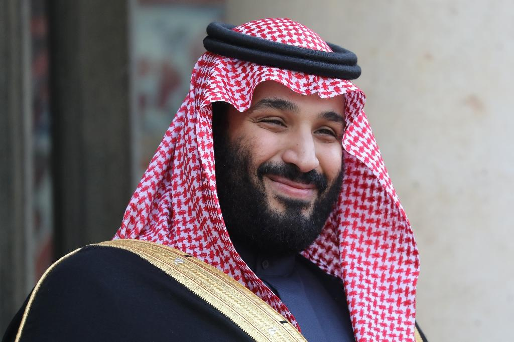 Saudi Arabia's Crown Prince Mohammed bin Salman, the son of King Salman, has spearheaded an ambitious programme known as Vision 2030, but is now facing backlash over Jamal Khashoggi's disappearance (AFP Photo/LUDOVIC MARIN)