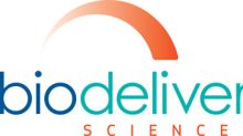 BioDelivery Sciences Announces Granting of Market Authorization Transfer by Health Canada for BELBUCA® and Associated Milestone Payment