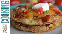 Hilah Cooking | Mexican Pizza