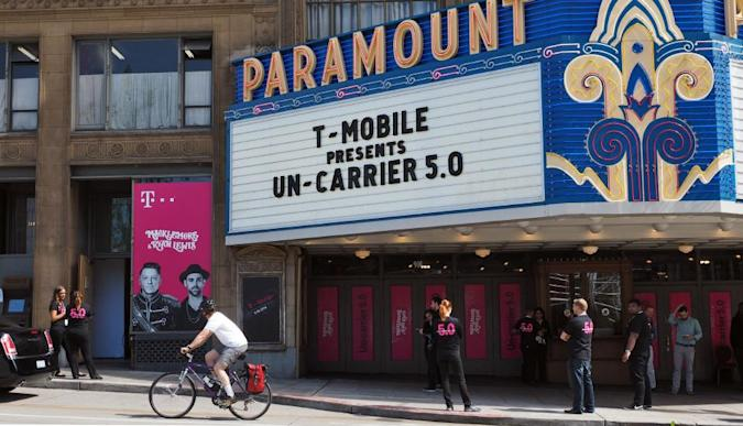 On T-Mobile, you can now stream music without hurting your data plan