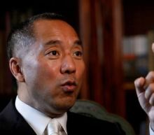 China's exiled tycoon Guo 'fabricated' corruption claims: Xinhua