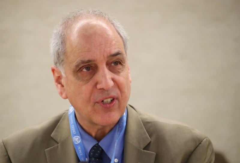 Israeli settlements amount to war crime - U.N. rights expert