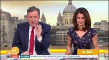 'What a load of flannel': Piers Morgan rubbishes advice on male mental health
