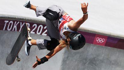 Skateboarding next big sport in Olympics?