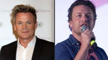 Gordon Ramsay blasts Jamie Oliver over comment about how many kids he has