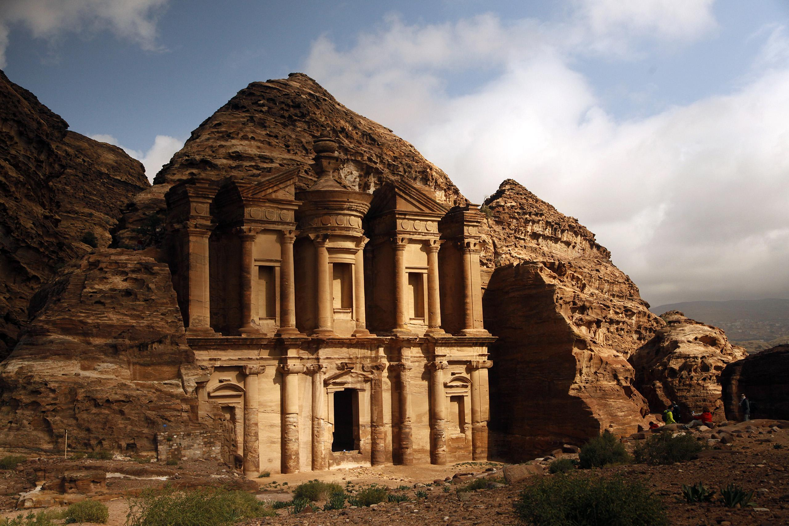 A Massive, Ancient Platform Discovered in Petra Has Been 'Hidden in Plain Sight'