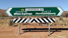 Why Aussie outback road sign is dividing opinion