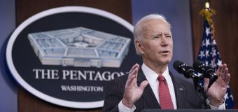 Biden makes historic nomination for Army chief