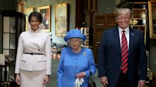 Watch out for the Queen's jewellery during Trump's state visit