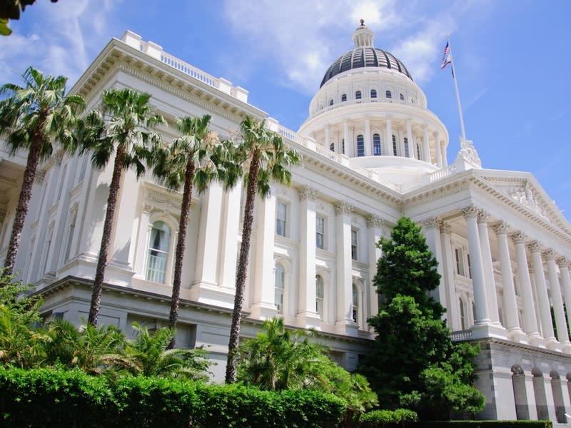 California Senator Brian W. Jones received news when returning to Sacramento this morning that he had tested positive for coronavirus, the senator announced on Twitter Wednesday.