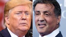Donald Trump Shares Shirtless Snap Of Himself As Rocky Balboa, Gets KO'd On Twitter