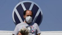 Volkswagen says extends suspension of Mexico operations through June 1