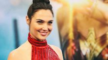 Gal Gadot Wore Flats to the Premiere of 'Wonder Woman'