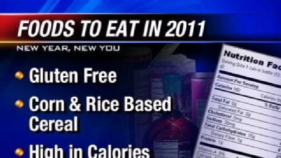Healthy Food Choices For 2011