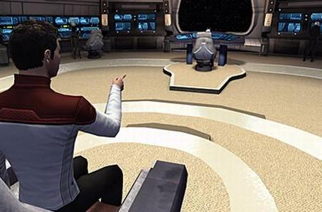 Former subscribers get an early engagement to Star Trek Online's free-to-play model