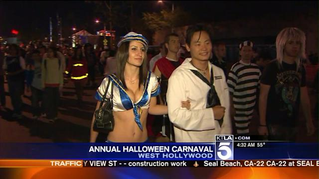Revelers to Descend on WeHo for Halloween Carnaval
