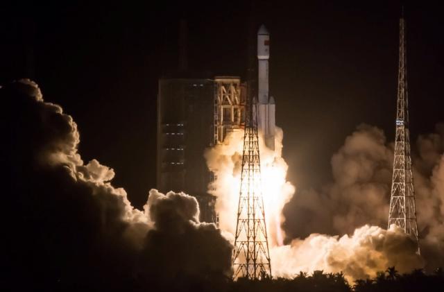 China successfully refuels a satellite in orbit