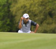 Watch: Si Woo Kim's birdie putt finally dropped at RBC Heritage, but it didn't count