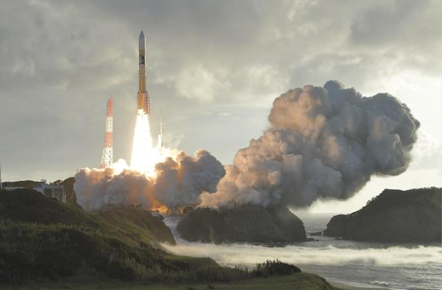 Japan's latest GPS satellite will guide self-driving cars