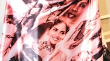 Michelle Obama's face is on this teen's prom dress for the most inspiring reason