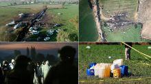 FOTOS | El horror del día después de la explosión de Tlahuelilpan, Hidalgo