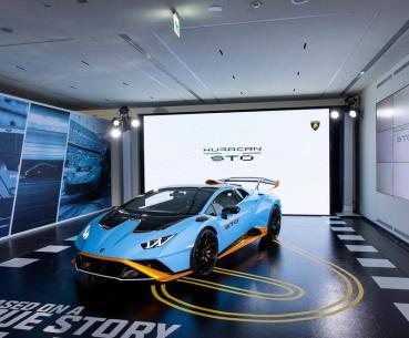 【新車曝光】道路版賽牛 Lamborghini 推Huracán STO特仕版