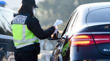 España sólo ha cobrado 1 de cada 5 multas por saltarse el estado de alarma