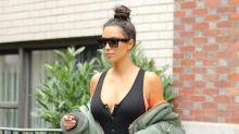 Kim Kardashian West's late night treatments