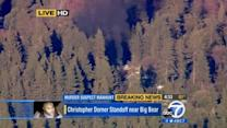 Suspected Dorner sighting leads to cabin standoff