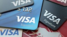 Visa makes an acquisition, JPMorgan Chase settles case, Verizon at odds with Disney