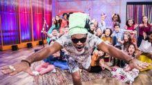 Carlinhos Brown fala da saudade do 'The voice kids', que retorna neste domingo