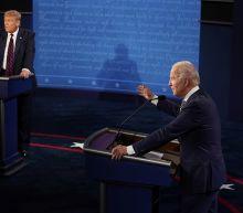 Debate commission to cut the mics at Trump-Biden showdown