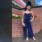 Lana Rae shows us the latest in Preakness fashion