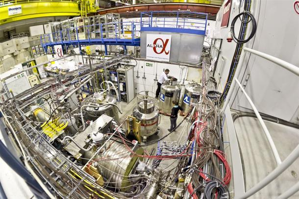 Is antimatter the key to anti-gravity?