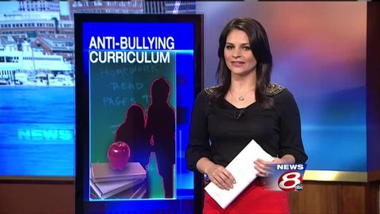Sisters, friend take stand against bullying