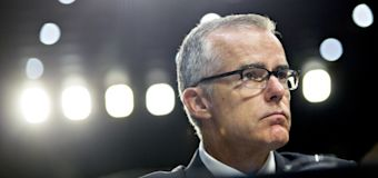 McCabe blasts 'unhinged attacks' by Trump
