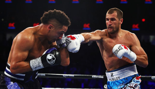 Boxen: Kovalev bekommt Rematch gegen Ward