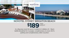 Accor Deal: Novotel Sydney Brighton Beach