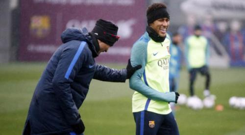 Neymar retorna, mas Barça tem baixa importante de última hora