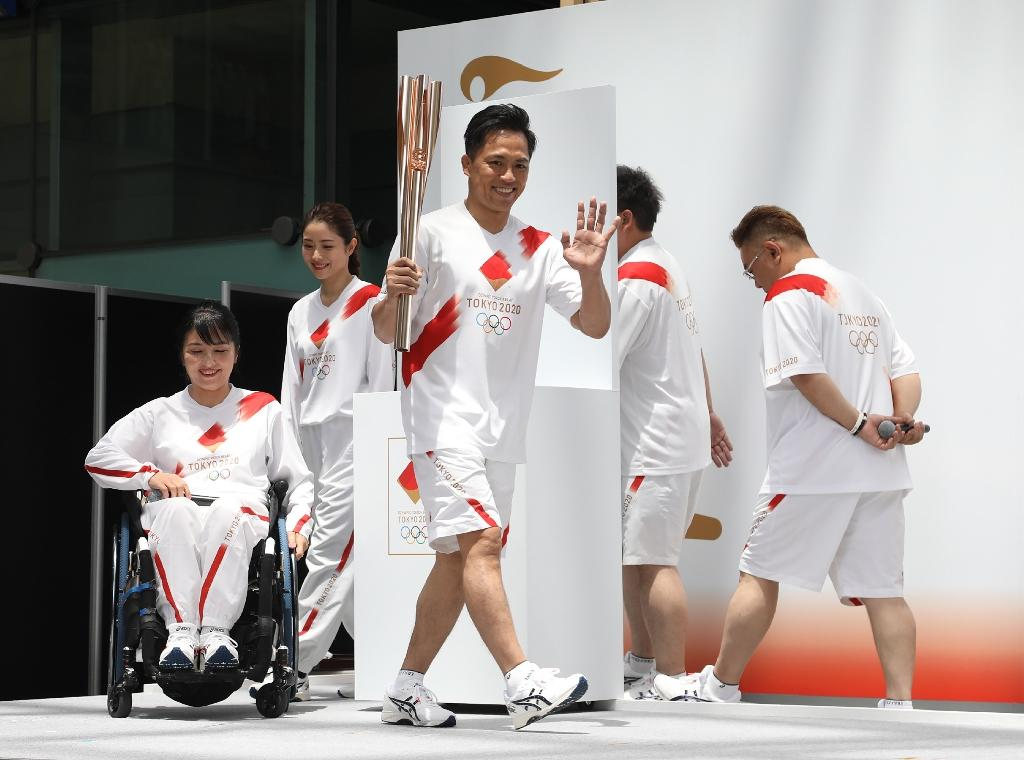 Tokyo Olympic torch relay to pass through Japan's disaster
