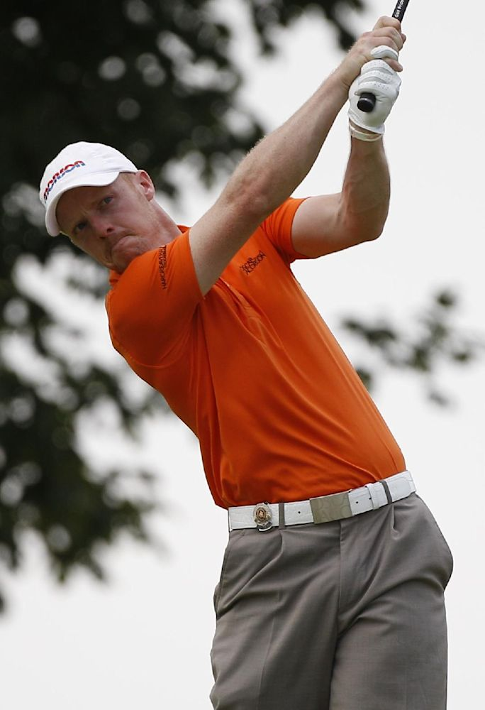 Horsey and Whiteford share lead at Russian Open