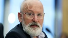 EU's Timmermans says 'will not hesitate' to protect EU industry over carbon if necessary