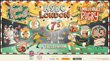 Win tickets for the HSBC London Sevens at Twickenham