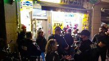 Corona-Regeln: Verstöße gegen Sperrstunde in Berlin