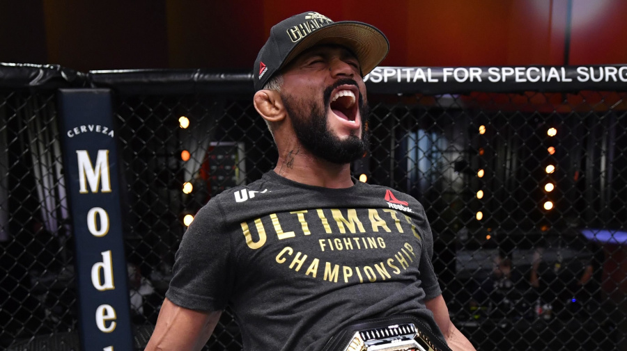 Figueiredo has UFC's flyweight division buzzing