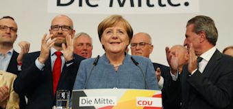 Far-right returns to German parliament for first time in 60 years as Angela Merkel wins 4th term