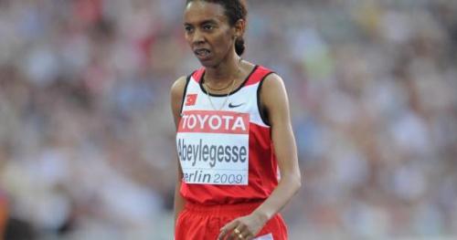 Athlé - Dopage - Dopage : Elvan Abeylegesse privée de trois médailles olympiques et mondiales