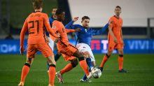 De Boer: Netherlands' 'young hyenas' were better than Italy despite draw