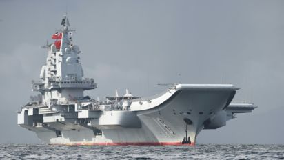 China carries out aircraft carrier drills in Pacific as Taiwan tensions rise
